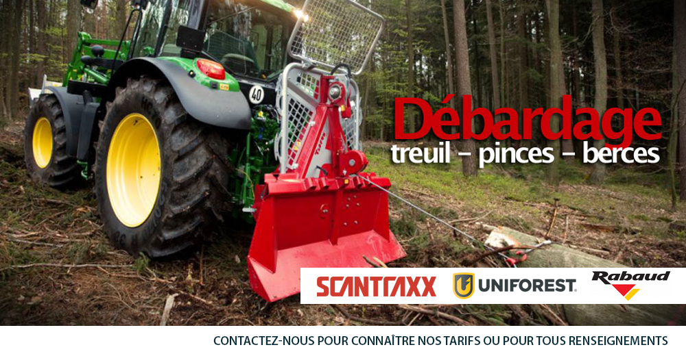 treuil forestier scantrax